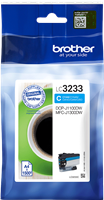 Brother Tintenpatrone Cyan LC3233C LC-3233C ~1500 Seiten