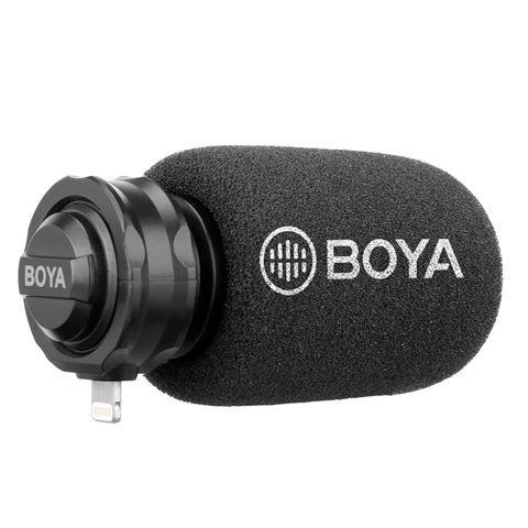 Boya Digitales Shotgun Mikrofon BY-DM200 für iOS