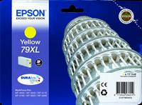 Epson Tintenpatrone gelb C13T79044010 T7904 ~2000 Seiten 17.1ml 79XL