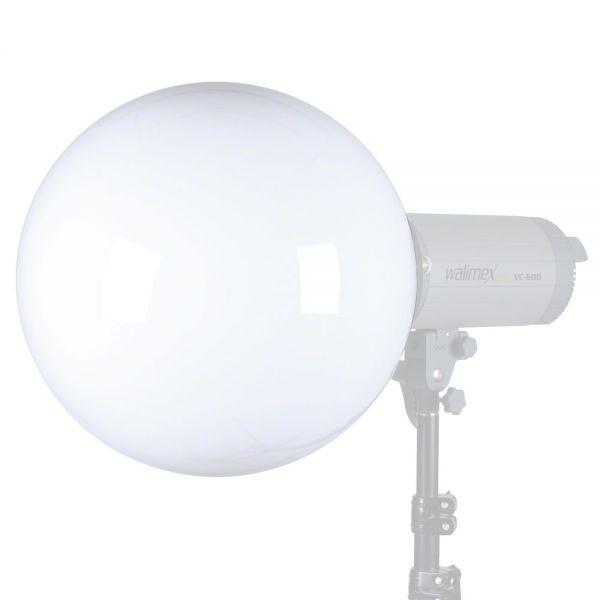 Miglior prezzo Univ. Spherical Diffuser, 30cm walimex pro eamp; K -