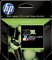 HP Tintenpatrone color C9352CE 22 XL ~415 Seiten 11ml