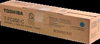 Toshiba Toner cyan T-FC25EC 6AJ00000072 ~26800 Seiten