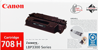 Canon Toner schwarz 708h 0917B002 ~6000 Seiten hohe Kapazität