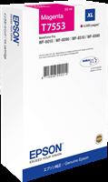 Epson Tintenpatrone magenta C13T755340 T7553 ~4000 Seiten 39ml XL