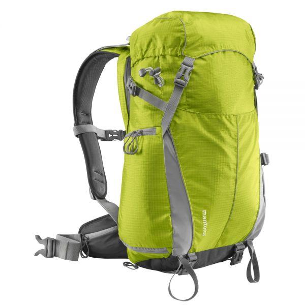 Miglior prezzo mantona Elements Outdoor Backpack lime -