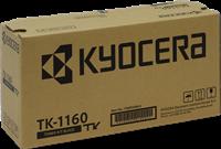 Kyocera Toner Schwarz TK-1160 1T02RY0NL0 ~7200 Seiten