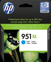 HP Tintenpatrone cyan CN046AE 951 XL ~1500 Seiten 24ml