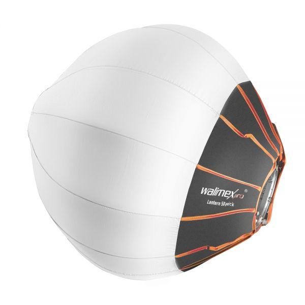 Walimex pro 360° Ambient Light Softbox 50cm mit Softboxadapter Balcar