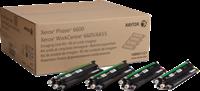 Xerox Bildtrommel Schwarz / Cyan / Magenta / Gelb 108R01121 ~60000 Seiten Enthält vier Bildtrommeln,