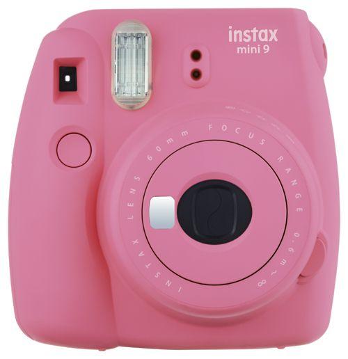 Fujifilm Instax mini 9 flamingopink, Sofortbildkamera