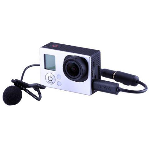 Boya GoPro Lavalier-Mikrofon BY-LM20