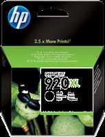 HP Tintenpatrone schwarz CD975AE 920 XL ~1200 Seiten