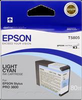 Epson Tintenpatrone cyan (hell) C13T580500 T5805 80ml