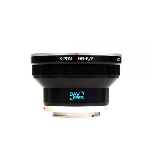 Baveyes Adapter für Hasselblad auf Sony E (x0.7)