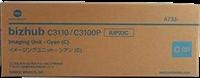 Konica Minolta Bildtrommel Cyan A7330KH IUP-23C ~25000 Seiten
