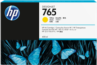 HP Tintenpatrone gelb F9J50A 765 400ml
