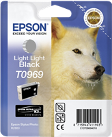 Epson Tintenpatrone light light black C13T09694010 T0969 11.4ml
