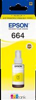 Epson Tintenpatrone Gelb C13T664440 664 ~7500 Seiten 70ml