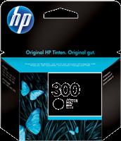 HP Tintenpatrone schwarz CC640EE 300 ~200 Seiten