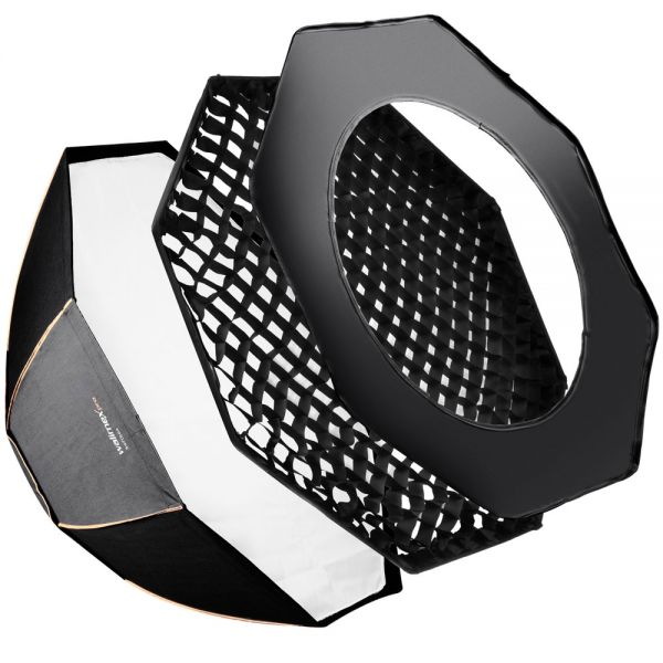 Walimex pro Octagon Softbox PLUS OL Ø213 Visatec