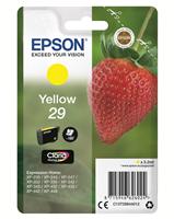Epson Tintenpatrone gelb C13T29844012 T2984 ~180 Seiten 3.2ml C13T29844010