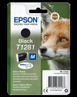 Epson Tintenpatrone schwarz C13T12814012 T1281 ~170 Seiten 5.9ml C13T12814011