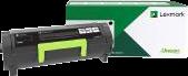 Lexmark Toner Schwarz B232000 ~3000 Seiten Rückgabe-Druckkassette