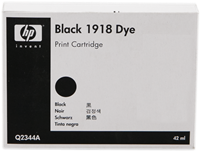 HP Tintenpatrone schwarz Q2344A SPS 40ml TIJ 2.5 - HP 1918