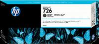 HP Tintenpatrone schwarz (matt) CH575A 726 300ml
