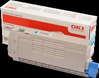 OKI Toner Cyan 46507615 C712 ~11500 Seiten