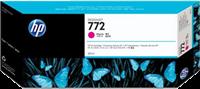 HP Tintenpatrone magenta CN629A 772 300ml pigmentierte HP Vivera Tinte