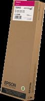 Epson Tintenpatrone magenta C13T694300 T6943 700ml