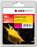 Agfa Photo Tintenpatrone magenta APET163MD Agfa Photo ~495 Seiten 9ml Agfa Photo T1633 (C13T16334010