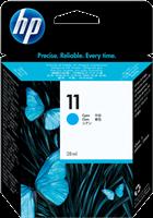HP Tintenpatrone cyan C4836A 11 28ml