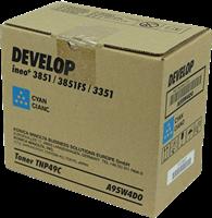 Develop Toner Cyan A95W4D0 TNP-49 C ~12000 Seiten
