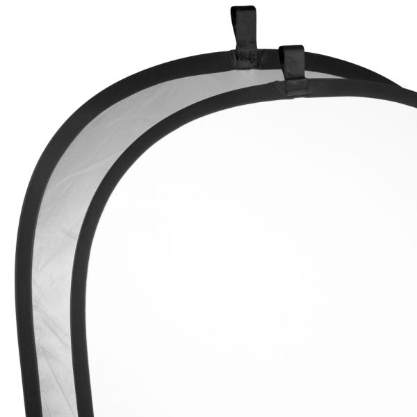 Miglior prezzo walimex pannello riflettente silver/bianco, 102x168cm -