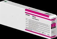 Epson Tintenpatrone Magenta (vivid) C13T804300 T8043 700ml Ultrachrome HD, UltraChrome HDX