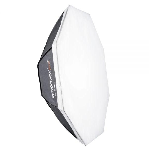Walimex pro Octagon Softbox ?90cm + Univ. Adapter