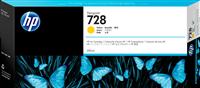 HP Tintenpatrone Gelb F9K15A 728 300ml