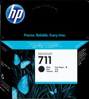 HP Tintenpatrone schwarz CZ133A 711 80ml