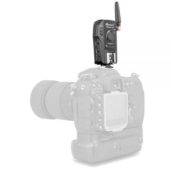 Aputure Trigmaster Plus 2.4G TXC Canon 3C