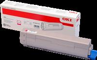 OKI Toner Magenta 46471114 C813 ~5000 Seiten