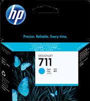 HP Tintenpatrone cyan CZ130A 711 29ml