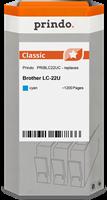 Prindo Tintenpatrone Cyan PRIBLC22UC LC-22 ~1200 Seiten Prindo CLASSIC: DIE Alternative, Top Qualitä