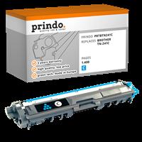 Prindo Toner Cyan PRTBTN241C ~1400 Seiten kompatibel mit Brother TN-241C
