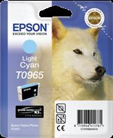 Epson Tintenpatrone cyan (hell) C13T09654010 T0965 11.4ml