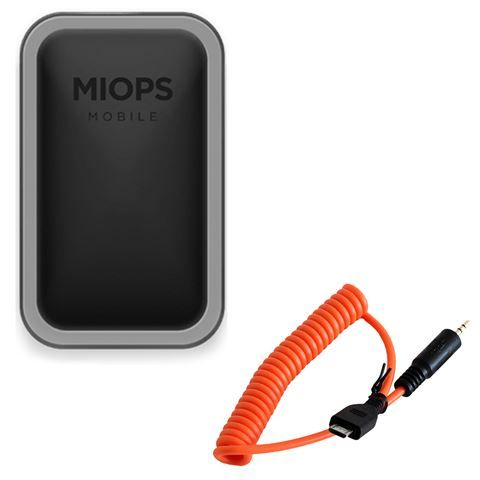 Miops Mobile Remote Trigger mit Samsung SA1 Kabel