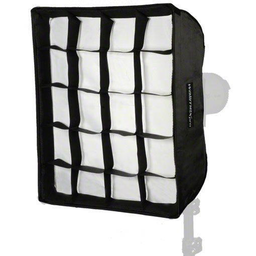 Walimex pro Softbox PLUS 40x50cm für Multiblitz V