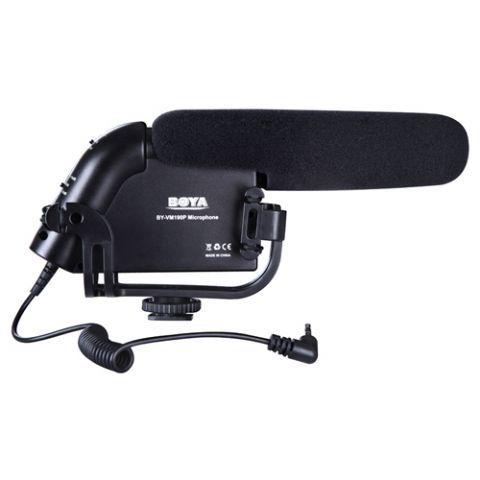 Miglior prezzo Boya Shotgun Microphone Pro BY-VM190P -