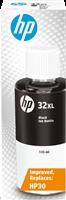 HP Tintenpatrone Schwarz 1VV24AE 32 XL ~6000 Seiten 135ml